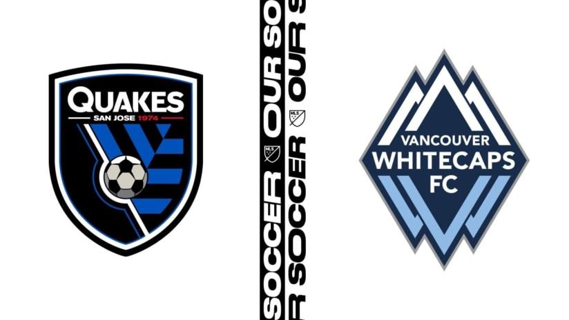 HIGHLIGHTS: San Jose Earthquakes vs. Vancouver Whitecaps FC | August 13, 2021