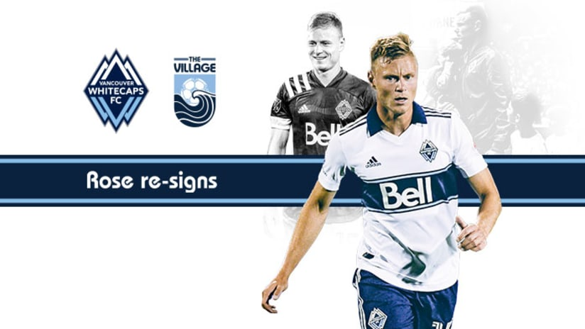 Rose re-signs
