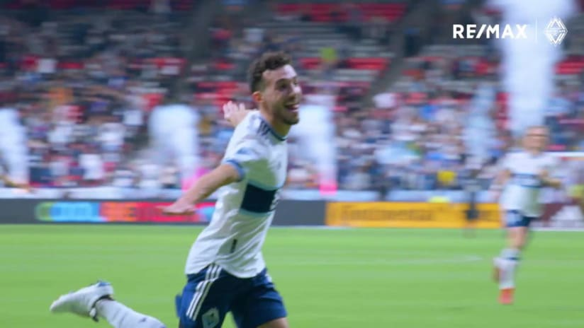 RE/MAX Move of the Match - October 17th #VANvSKC, Russell Teibert
