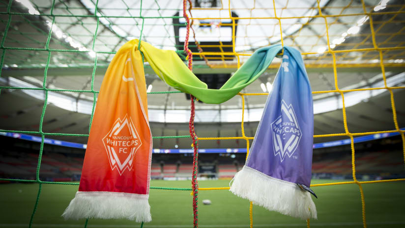Whitecaps FC to host eighth annual Pride Match