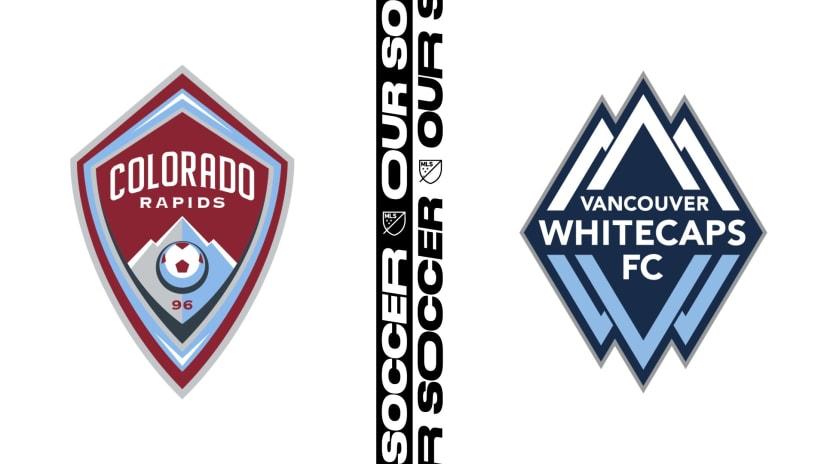 HIGHLIGHTS: Colorado Rapids vs. Vancouver Whitecaps FC | September 19, 2021