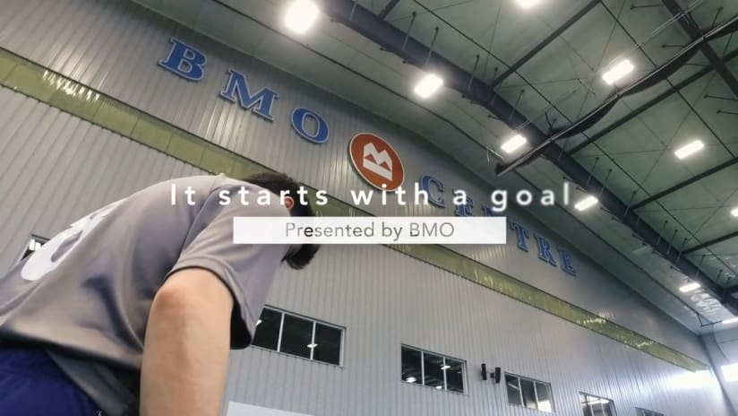 It starts with a goal presented by BMO: Brandon Tam
