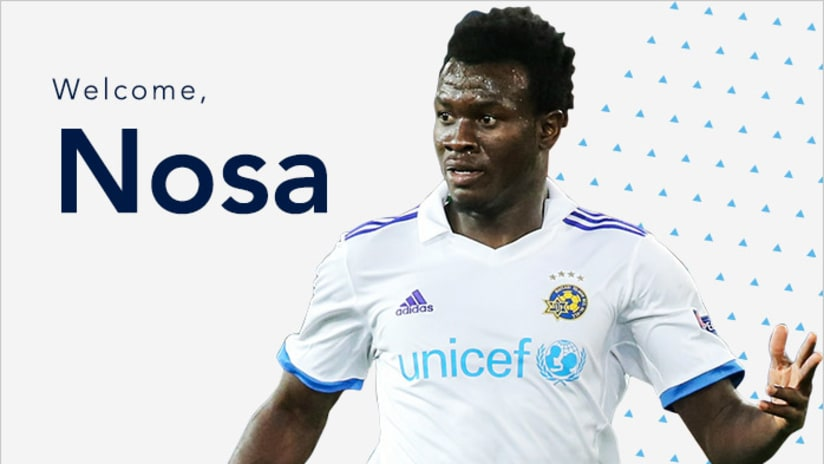 Welcome Nosa