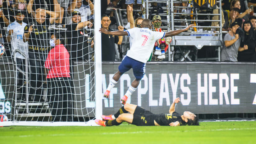 Whitecaps FC confirm date change for road match at Los Angeles Football Club