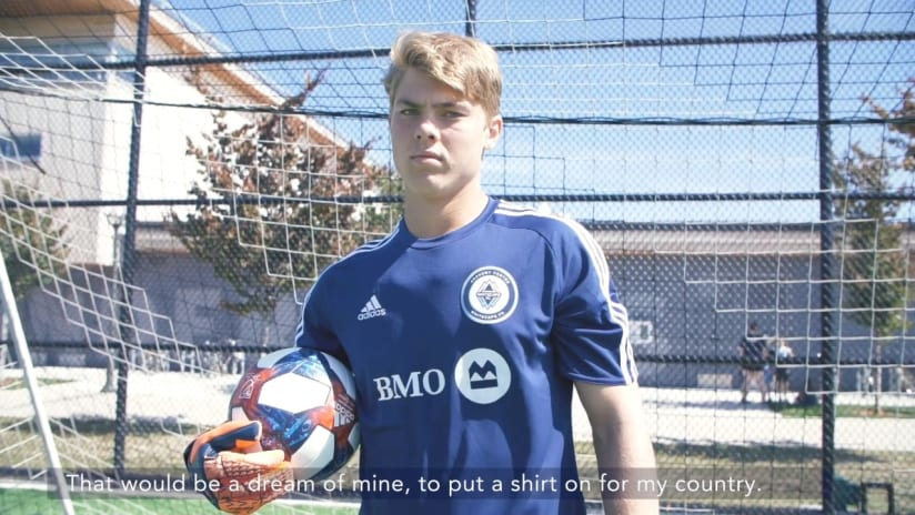 It starts with a goal presented by BMO: Isaac Boehmer