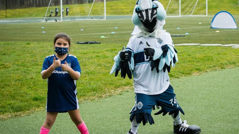 Whitecaps FC and Hope and Health Changing Lives Auction 2021