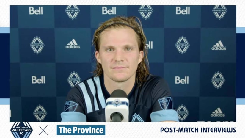 Post-Match: Florian Jungwirth - September 29th, 2021
