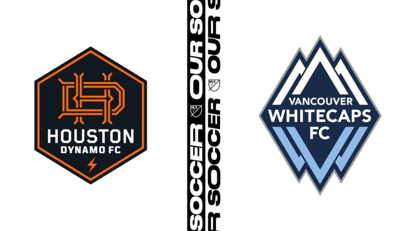 HIGHLIGHTS: Houston Dynamo FC vs. Whitecaps FC