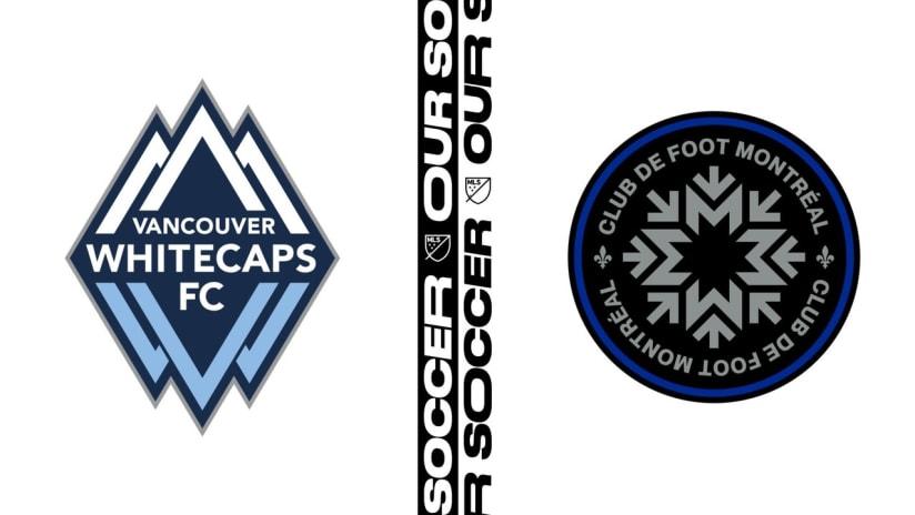 HIGHLIGHTS: Whitecaps FC vs. CF Montréal
