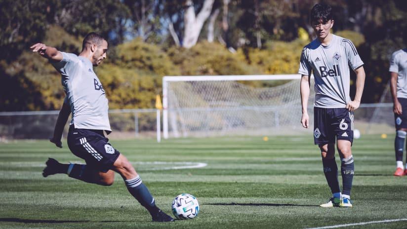 GOAL: Adnan curls free kick into top corner