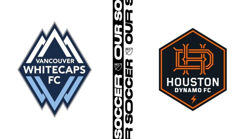 HIGHLIGHTS: Vancouver Whitecaps FC vs. Houston Dynamo FC | July 20, 2021