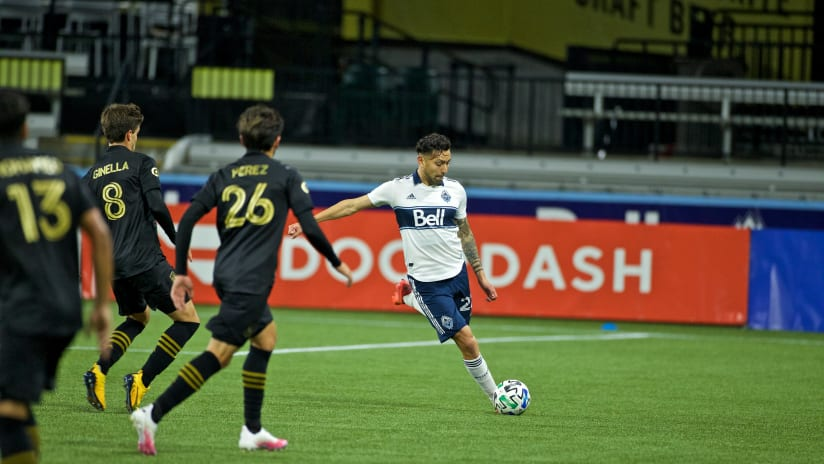 Know thy enemy: What the 'Caps can expect from possession-based LAFC