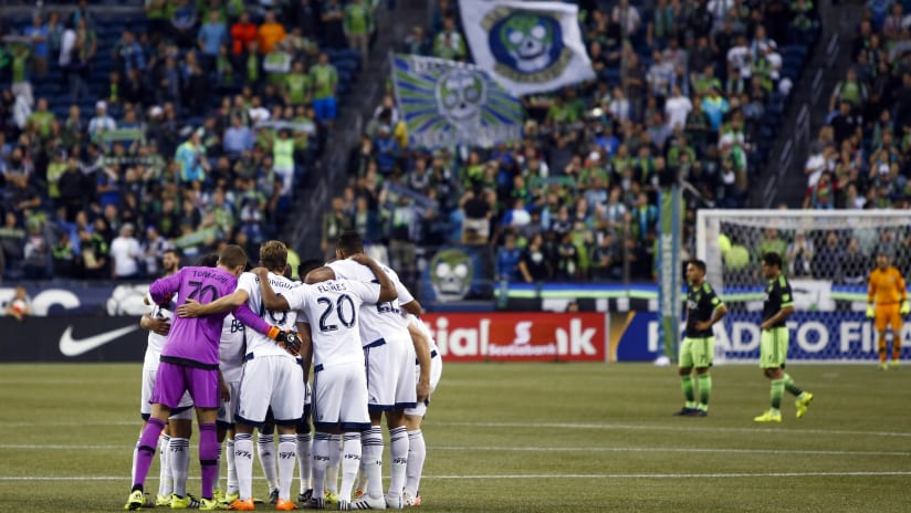 Huddle in Seattle - CCL