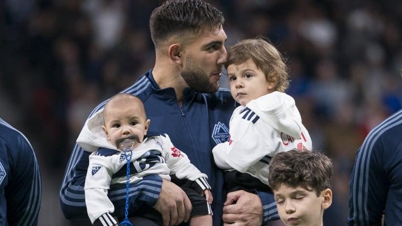 Cavallini - with kids