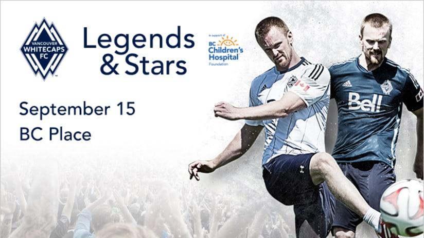 Legends & Stars - Sedins