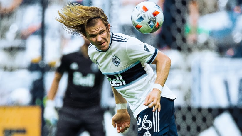 RE/MAX Move of the Match - August 29th #VANvRSL, Florian Jungwirth