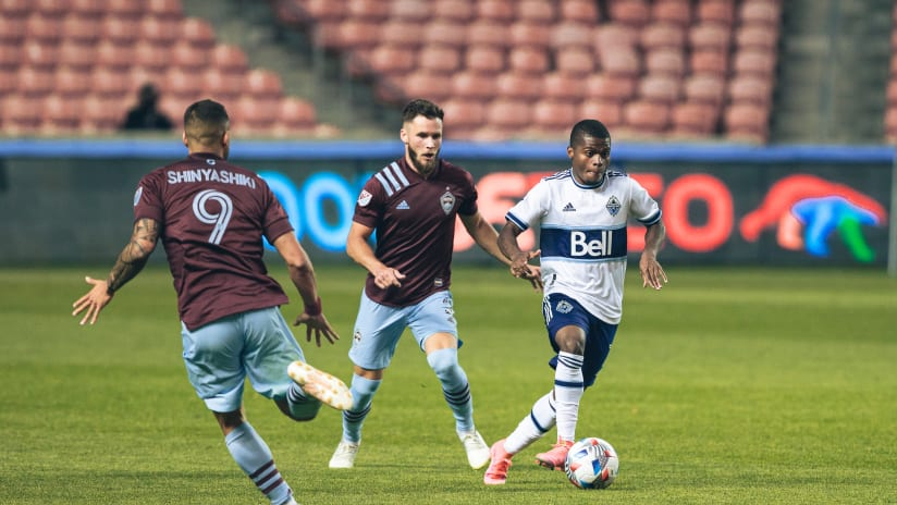 Know thy enemy: 'Caps set for road test against streaking Rapids