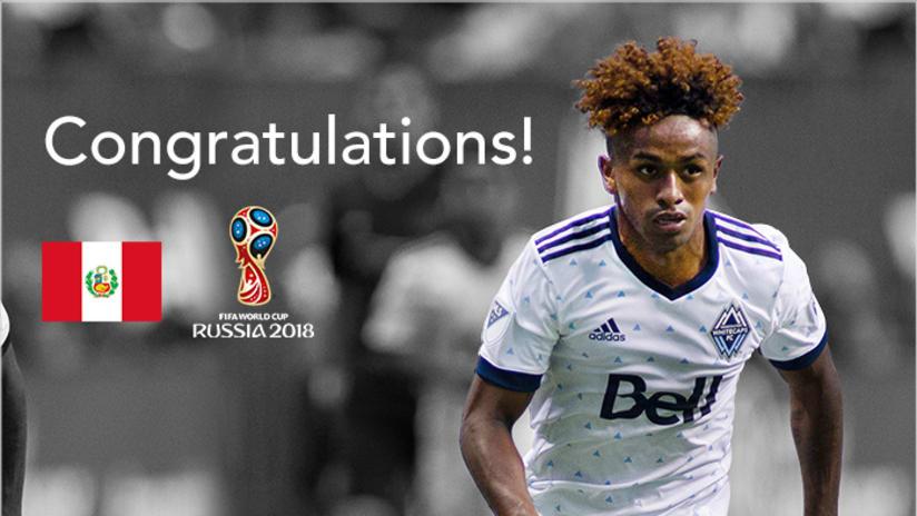 Reyna World Cup congrats