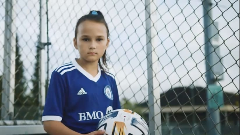 It Starts with a Goal, presented by BMO: Senna Olivier