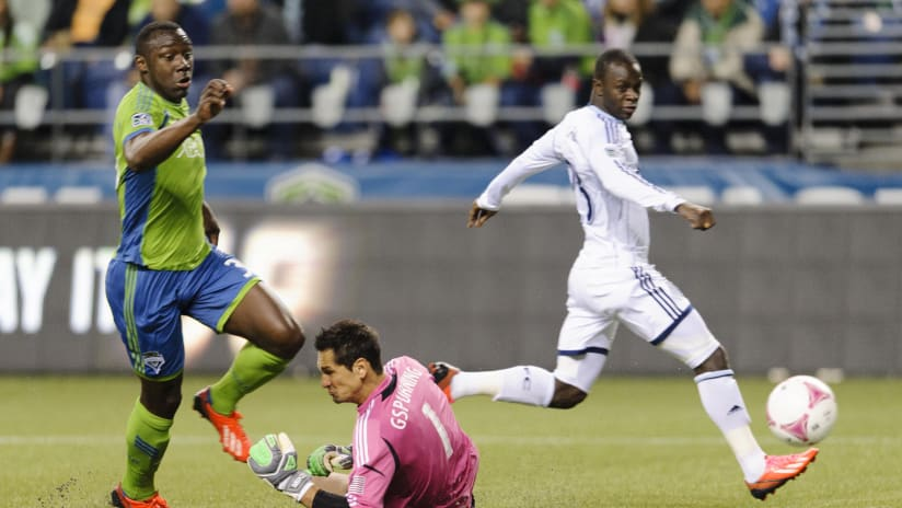 Top 5 MLS moments in Seattle