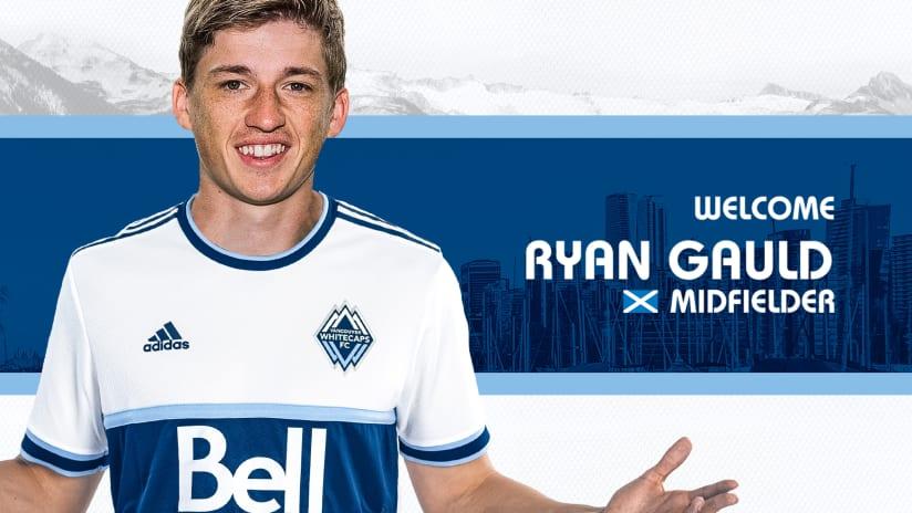 Whitecaps FC acquire Scottish attacking midfielder Ryan Gauld from SC Farense