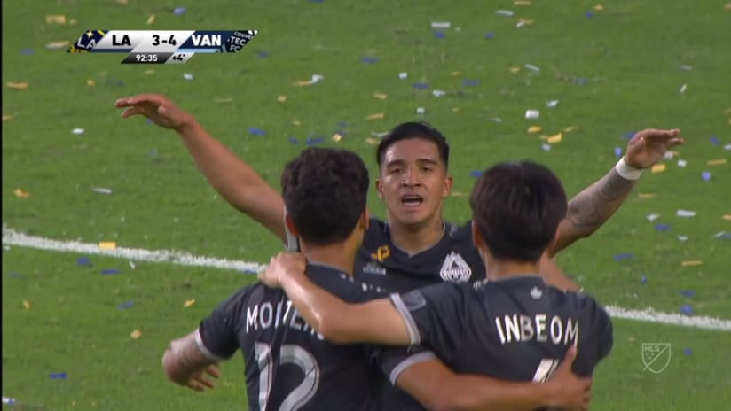 GOAL: Chirinos finishes clinical 'Caps counter to win it