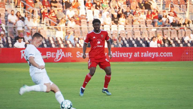David Egbo - Phoenix Rising FC