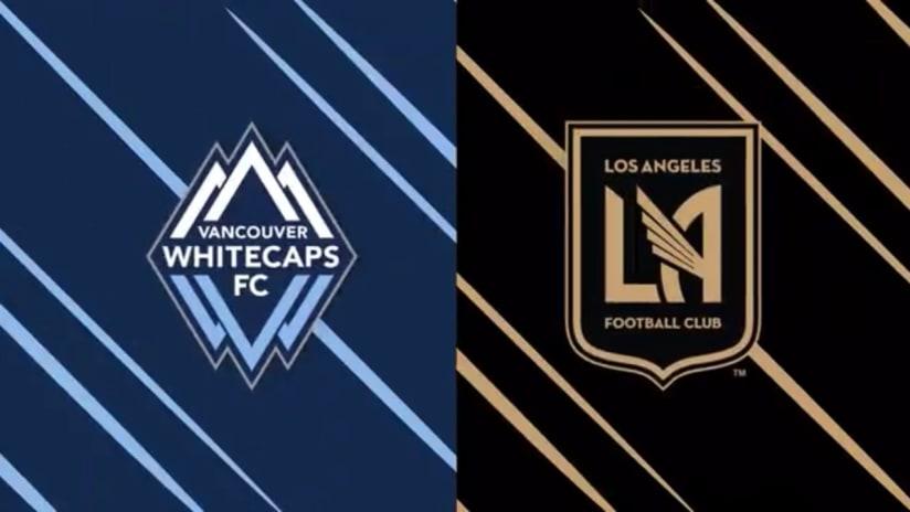 HIGHLIGHTS: Whitecaps FC vs. LAFC