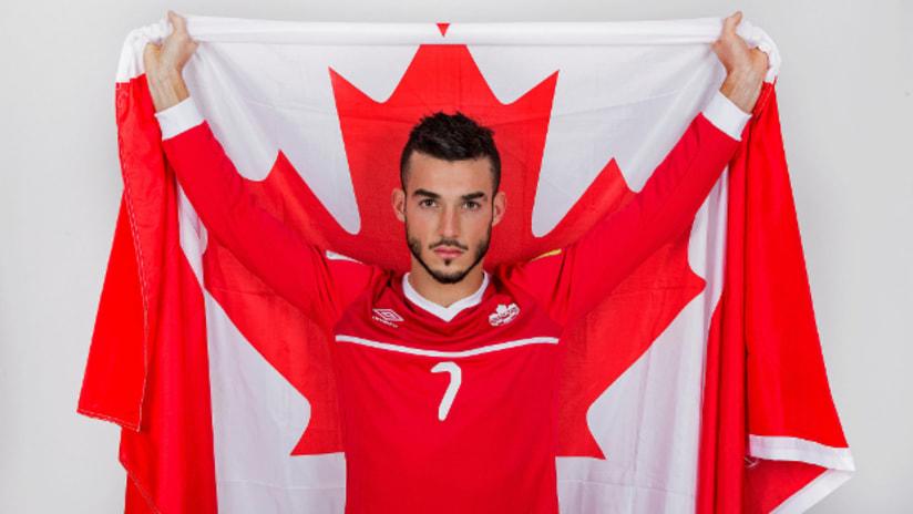 Teibert Canada flag