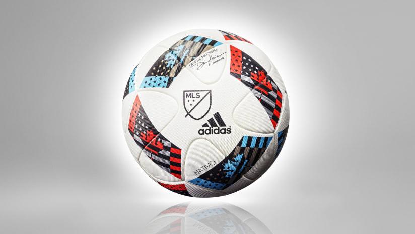 New official ball - nativo - adidas- 2016