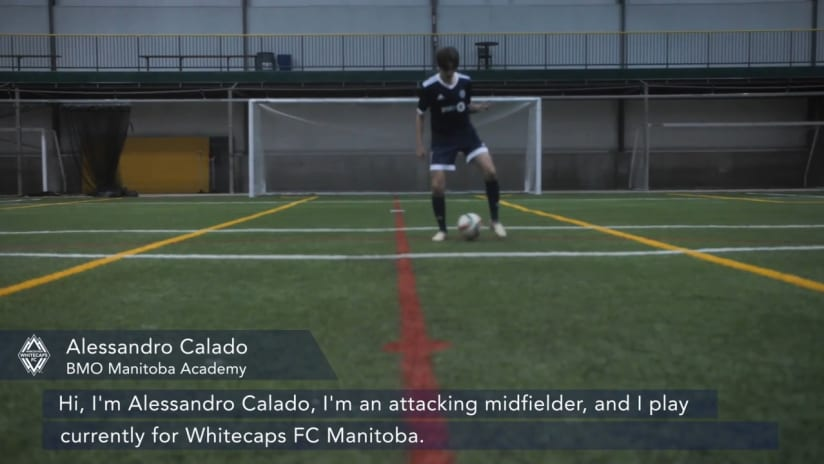 It starts with a goal presented by BMO: Alessandro Calado
