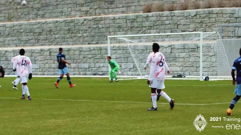 Highlights: Cavallini, Dájome, Godoy score in preseason win