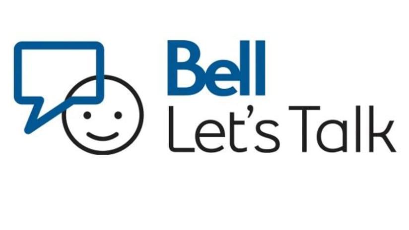 Bell Let's Talk Logo