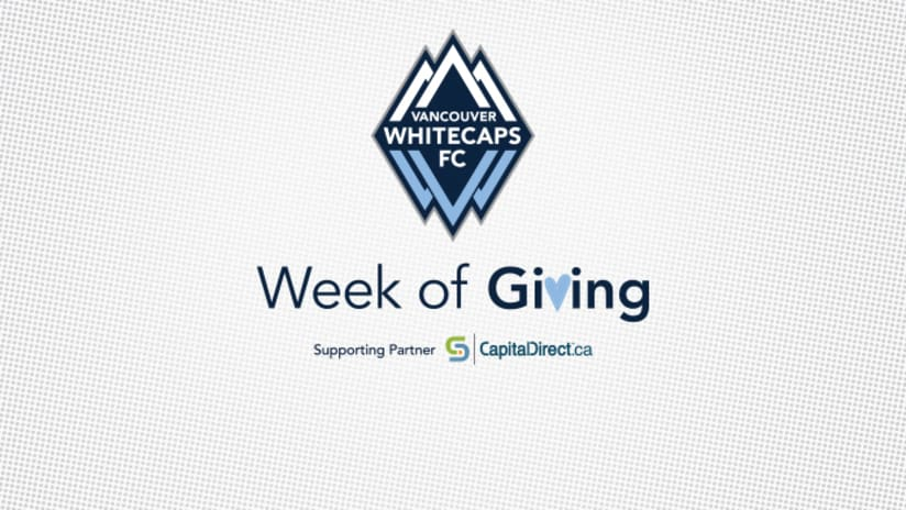 Week of Giving - 2019