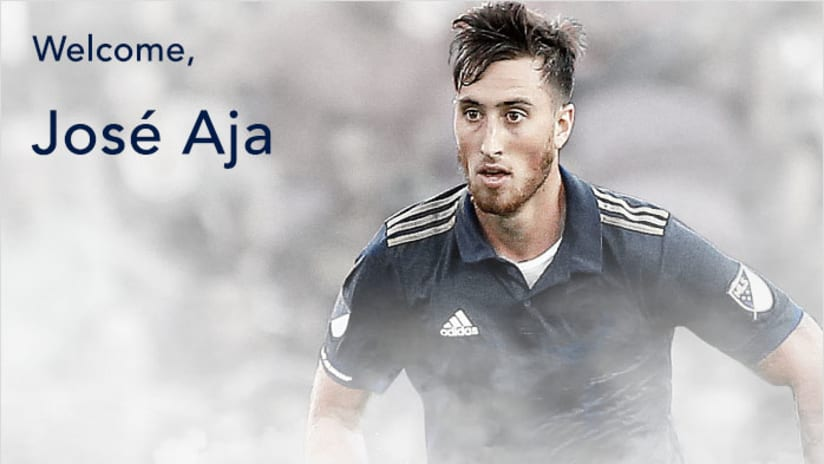 Welcome Aja