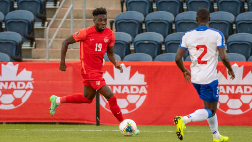 Canada vs. Haiti second leg