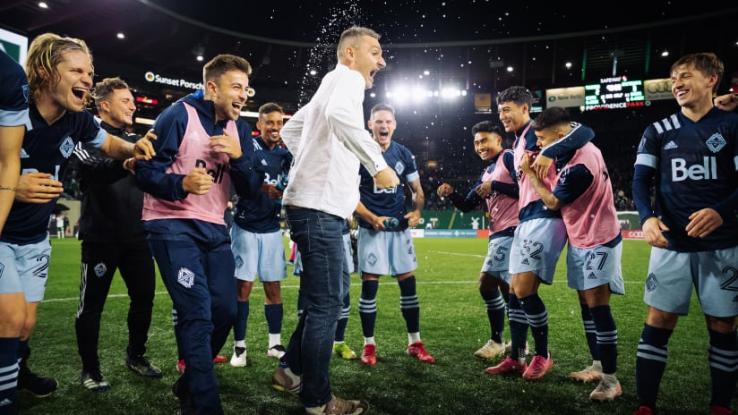 By The Numbers: Why the 'Caps are one of the most in-form teams in MLS