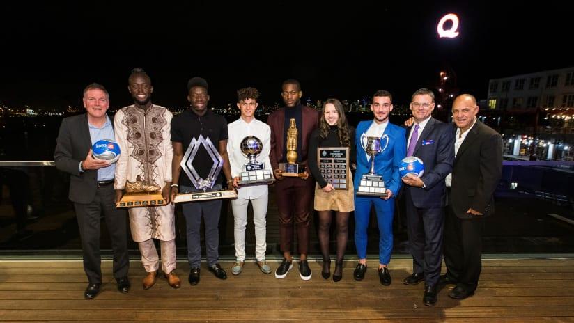 2018 WFC Player Awards, BMO