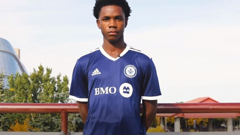 It Starts With a Goal, presented by BMO: Ebalo Amuri
