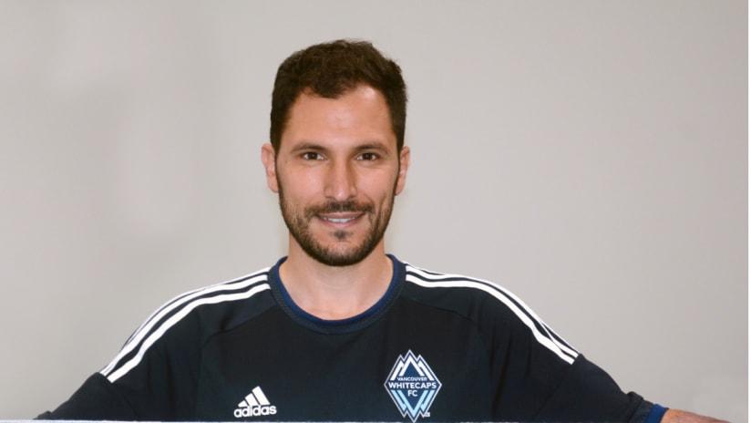 Whitecaps FC name Gonçalo Pinto BMO Lethbridge Academy head coach