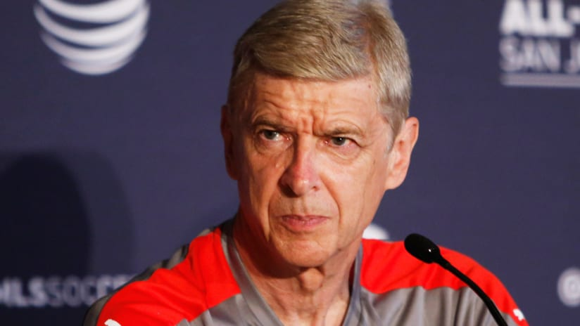 Arsene Wenger - Arsenal - July 26, 2016