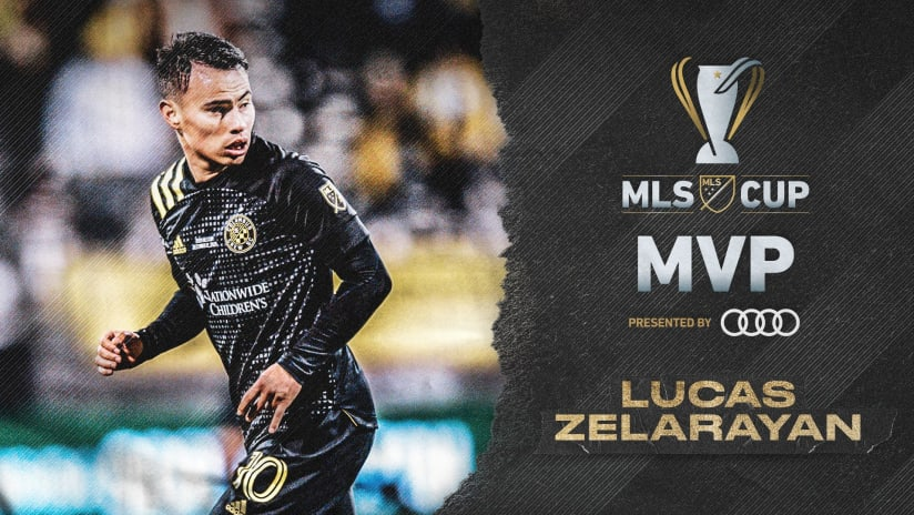 MLS Cup - 2020  - Zelarayan
