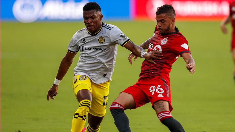 Recap: Toronto FC 2, Columbus SC 0
