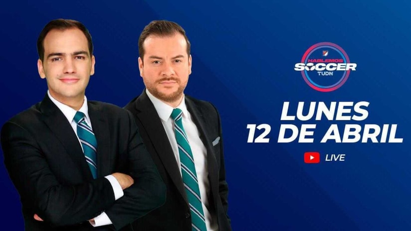 Hablemos Soccer, TUDN's weekly video and podcast bilingual talk show, to launch Monday