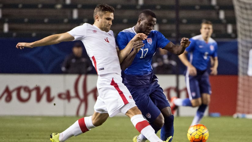 Jozy Altidore - USMNT - CAN MNT - United States - Canada