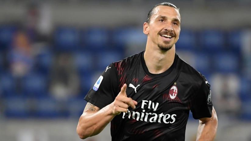 Zlatan Ibrahimovic - AC Milan - Black away jersey