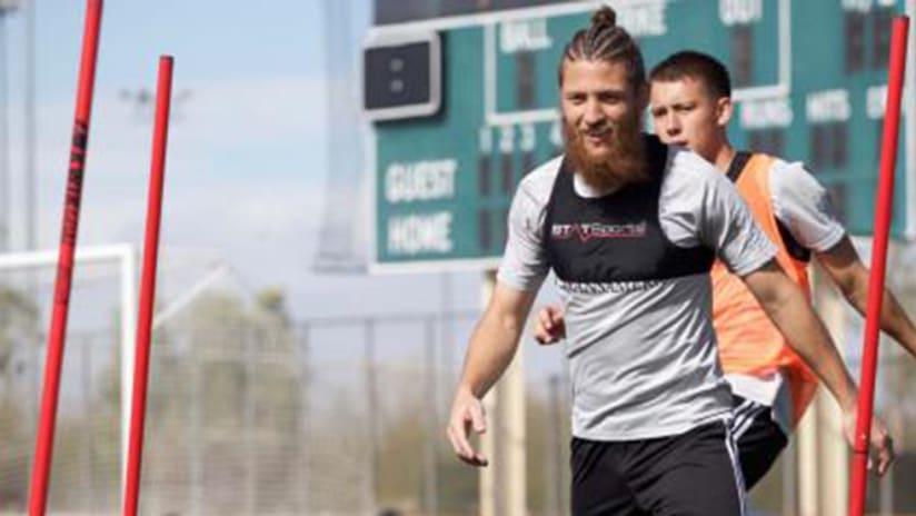 LO-RES - THUMB - Enzo Martinez - Colorado Rapids - Training