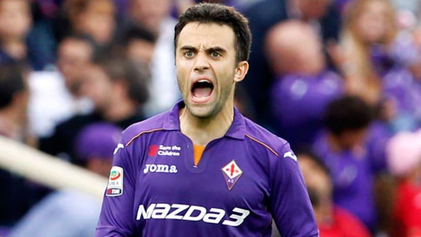 Giuseppe Rossi, Fiorentina