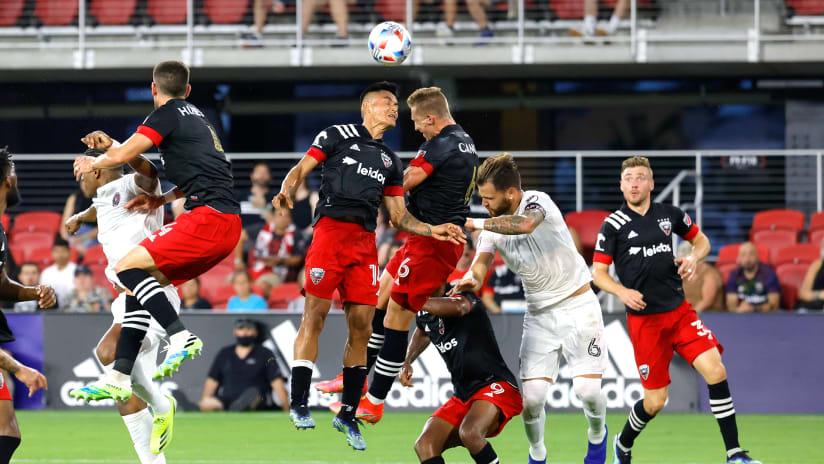 Recap: DC United 1, Inter Miami CF 0