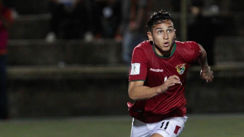 Bruno Miranda - Bolivia